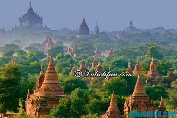 Du lịch Myanmar có cần phải xin visa, các điều quan trọng cần nhớ khi đi du lịch Myanmar