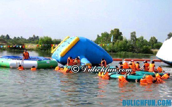 Đi đâu, chơi gì khi du lịch đảo Dừa Lửa? Địa điểm vui chơi giải trí thú vị ở đảo Dừa Lửa