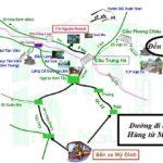 Hướng dẫn đường đi, cách di chuyển tới đền Hùng