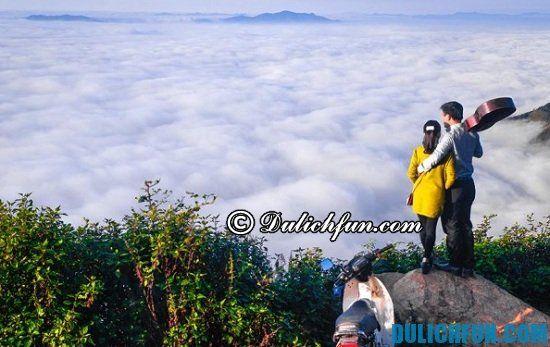 Gợi ý lịch trình du lịch Tà Xùa. Chia sẻ kinh nghiệm du lịch Tà Xùa săn mây đơn giản, chi tiết