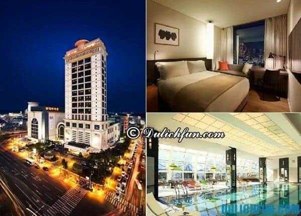 Du lịch Ulsan nên ở đâu, khách sạn nào tốt? Những khách sạn nhà nghỉ tốt ở Ulsan nên thuê. Hướng dẫn lịch trình tham quan, vui chơi, du lịch Ulsan, Hàn Quốc