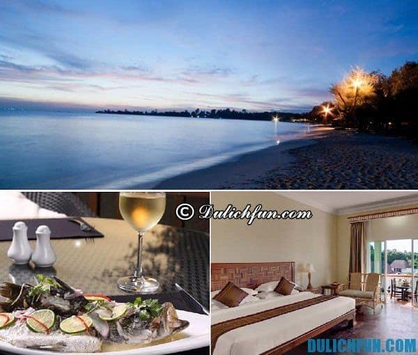 Du lịch Sihanoukville nên ở đâu, khách sạn nào? Những nhà nghỉ, khách sạn ở Sihanoukville tốt chất lượng, giá rẻ nên thuê