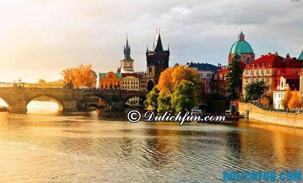 Khám phá những địa điểm du lịch nổi tiếng, đẹp ở Praha. Ghé thăm những địa điểm du lịch đẹp, hấp dẫn nhất ở Praha Séc