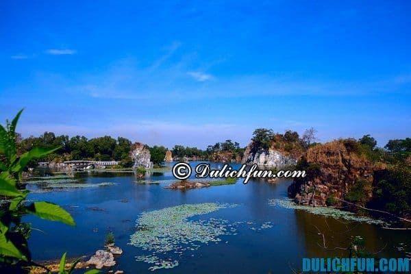 Khu du lịch Bửu Long, Biên Hòa. Đến Biên Hòa nên chơi ở đâu. Khám phá những địa điểm du lịch đẹp, lừng danh ở Biên Hòa