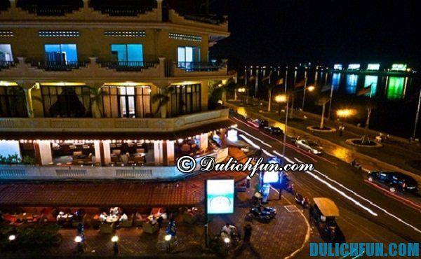 Địa chỉ ăn uống ngon rẻ ở Phnom Penh không nên bỏ qua: Nhà hàng, quán ăn ngon hấp dẫn ở Phnom Penh