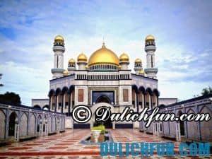 Tổng hợp kinh nghiệm du lịch Brunei: chi phí, ăn chơi từ A-Z
