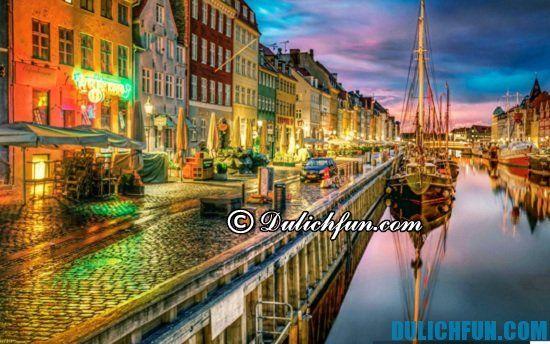 Toàn bộ kinh nghiệm du lịch Copenhagen đầy đủ, chi tiết nhất: Du lịch Copenhagen, Đan Mạch có gì hấp dẫn, thú vị?