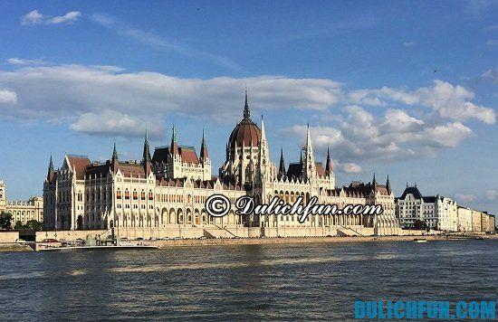 Chia sẻ kinh nghiệm du lịch Hungary vui vẻ, hấp dẫn. Hướng dẫn cách du lịch Hungary