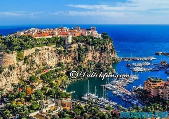Du lịch Monaco như thế nào? Hướng dẫn, kinh nghiệm du lịch Monaco siêu đầy đủ, chi tiết nhất