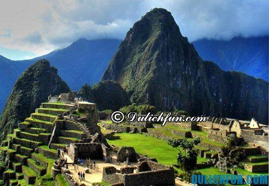Chia sẻ kinh nghiệm du lịch Peru thuận lợi, an toàn: Du lịch Peru có gì hấp dẫn?