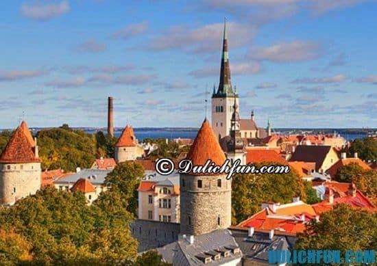Chia sẻ toàn bộ kinh nghiệm du lịch Phần Lan. Hướng dẫn lịch trình tham quan, vui chơi du lịch Phần Lan đầy đủ, chi tiết nhất