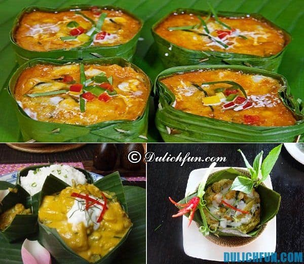Du lịch Siem Reap nên ăn gì? Những món ăn ngon hấp dẫn nên thử ở Siem Reap: Siem Reap có món ăn đặc sản gì ngon, nổi tiếng