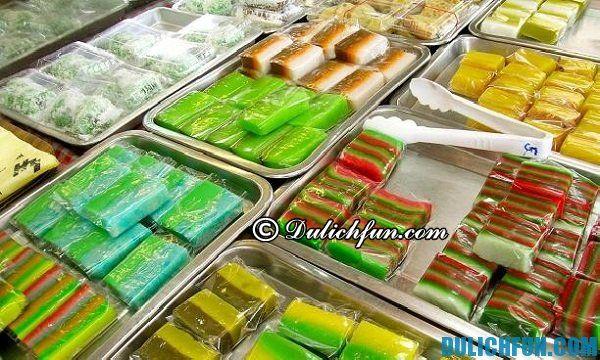 Du lịch Malacca nên ăn gì? món ngon đường phố nổi tiếng ở Malacca nên thử kèm địa chỉ.
