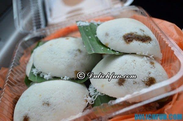 Những món ăn đường phố ở Malacca ngon có kèm địa chỉ. Du lịch Malacca nên ăn gì?