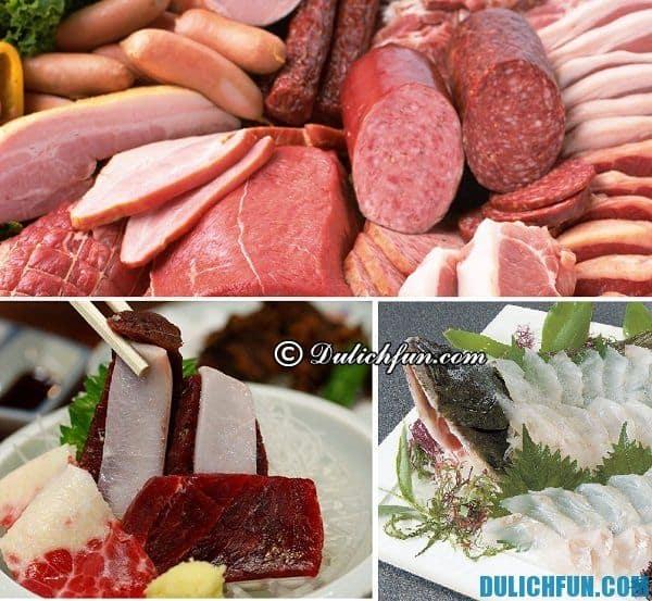 Tới Ulsan nên ăn gì? Những món ngon đặc sản ở Ulsan. Kinh nghiệm du lịch Ulsan, Hàn Quốc
