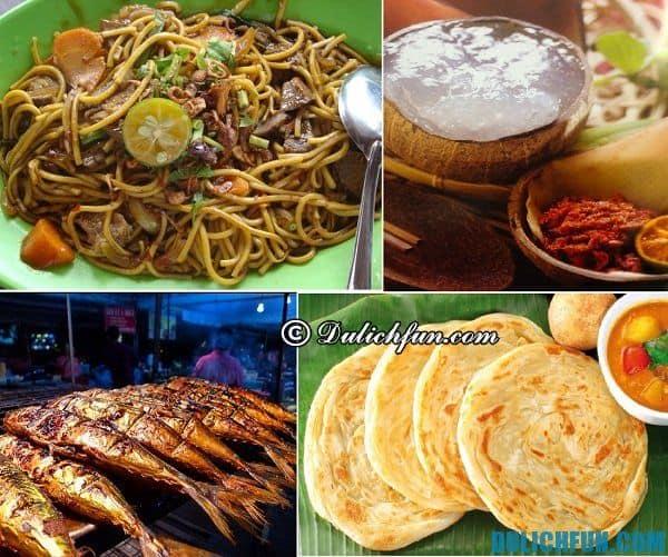 Du lịch Brunei ăn gì? Cẩm nang, hướng dẫn du lịch Brunei