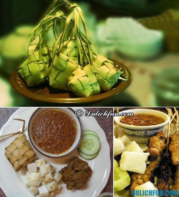 Các món ăn truyền thống ở Brunei - Đặc sản Brunei nổi tiếng