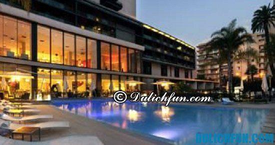 Ở đâu, khách sạn nào khi du lịch Monaco? Novotel Monte-Carlo, nhà nghỉ, khách sạn đẹp, nổi tiếng chất lượng ở Monaco