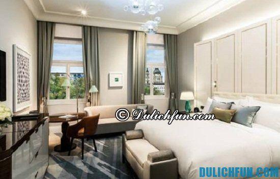Nên ở đâu khi du lịch Budapest? Những nhà nghỉ, khách sạn đẹp, nổi tiếng ở Budapest
