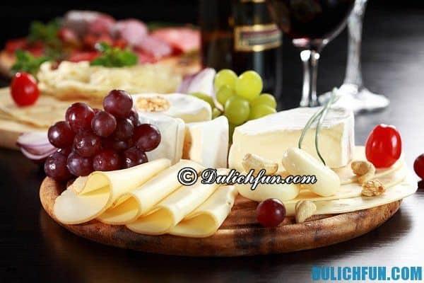 Món ăn đặc sản ngon nổi tiếng ở Hà Lan, những món ăn hấp dẫn ở Hà Lan. Ẩm thực ở Hà Lan