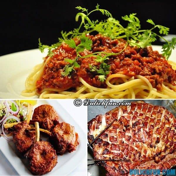 Địa chỉ, quán ăn ngon rẻ ở Brunei: Ăn ở đâu khi tới Brunei du lịch?