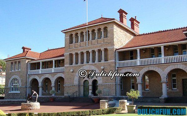 Xưởng gia công vàng Perth Mint, địa điểm du lịch nổi tiếng ở Perth nên tham quan. Khám phá địa điểm tham quan thú vị ở Perth