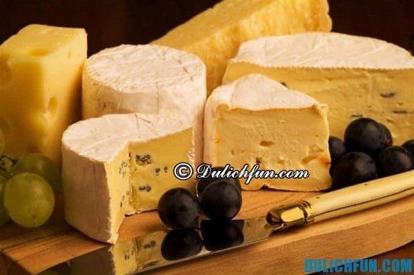 Pho mát Feta ở Hy Lạp, những món ăn ngon, nổi tiếng ở Hy Lạp: Đặc sản truyền thống ở Hy Lạp