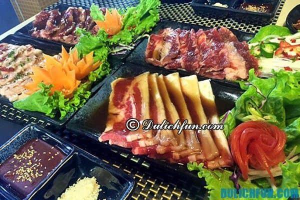 Phố ẩm thực đêm mà bạn không thể bỏ qua khi du lịch Seoul, Hàn Quốc: Địa chỉ ăn đêm ngon, bổ rẻ ở Seoul
