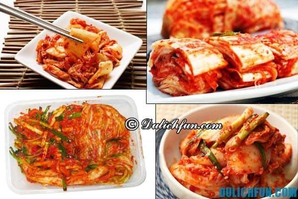 Quán ăn phong cách Hàn Quốc ở Brunei. Du lịch Brunei nên ăn ở đâu?