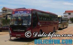 Kinh nghiệm du lịch Campuchia bằng xe bus tiện, tiết kiệm