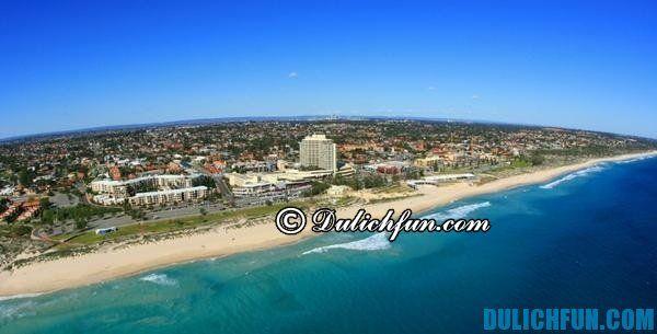 Scarborough, bãi biển lý tưởng ở Perth, top những bãi biển đẹp nhất ở Perth