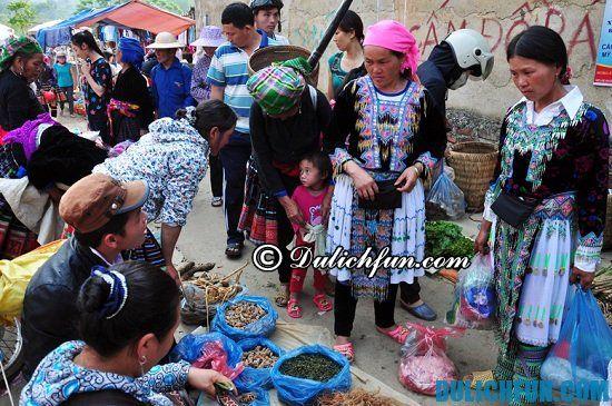 Đến Lai Châu vui chơi, ăn uống ở đâu? Chợ phiên Tam Đường Đất, địa điểm tham quan, du lịch hấp dẫn, thú vị ở Lai Châu
