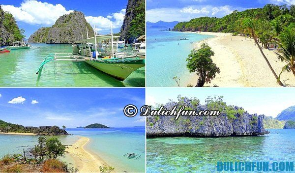 Tới Coron nên đi tham quan những đâu? Những trò chơi, điểm đến, trải nghiệm thú vị ở đảo Coron, Philippines. Kinh nghiệm du lịch đảo Coron