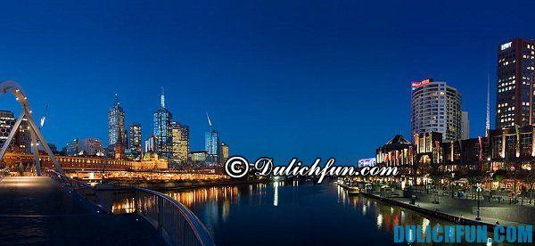 Thành phố Melbourne thành phố du lịch nổi tiếng ở Úc, khám phá thành phố du lịch nổi tiếng ở Australia