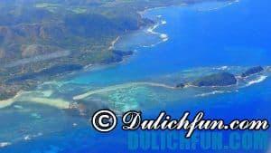 Kinh nghiệm du lịch đảo Coron, Philippines giá rẻ, hấp dẫn