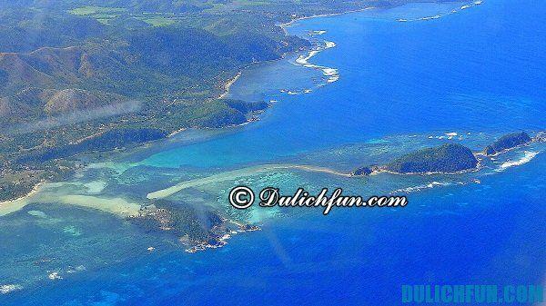 Kinh nghiệm du lịch đảo Coron, Philippines: Đảo Coron, Philippines có phong cảnh gì đẹp, vui chơi, ăn uống ở đâu?