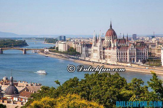 Nên du lịch Budapest mùa nào đẹp nhất? Thời điểm lý tưởng nên du lịch Budapest