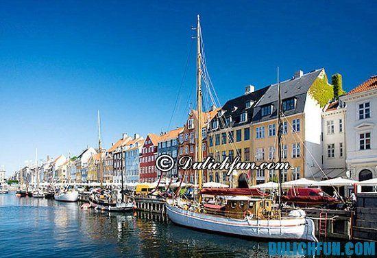 Nên du lịch Đan Mạch mùa nào đẹp nhất? Thời điểm thích hợp nên đi du lịch Đan Mạch