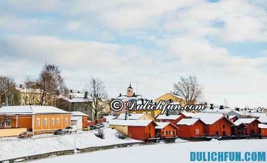Du lịch Phần Lan vào thời gian nào? Thời điểm nên du lịch Phần Lan