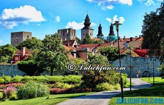 Du lịch Thụy Điển mùa nào đẹp nhất? Thời điểm lý tưởng nên du lịch Thụy Điển