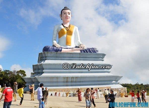Điểm đến hấp dẫn du khách ở núi Tà Lợn (Bokor): Núi Tà Lợn có điểm vui chơi nào nổi tiếng