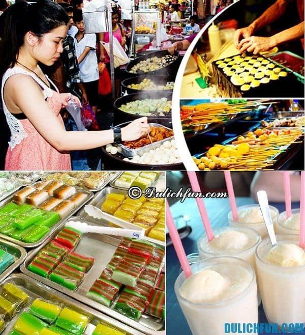 Tư vấn lịch trình vui chơi, ăn uống, tham quan, du lịch Malacca: Tới Malacca nên ăn gì? Những món ăn ngon, đặc sản nổi tiếng ở Malacca/Ăn uống tại Malacca
