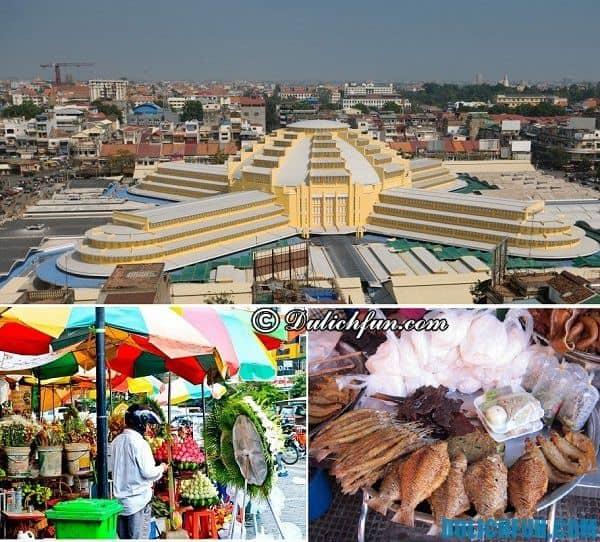 Các địa chỉ, quán ăn ngon ở Phnom Penh bạn không nên bỏ qua. Du lịch Phnom Penh nên ăn uống ở đâu. Nhà hàng ngon rẻ ở Phnom Penh.
