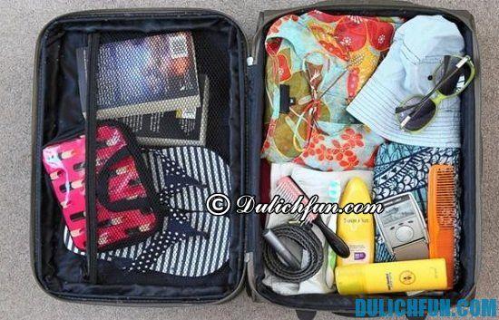 Du lịch đảo Hòn Dấu cần chuẩn bị những gì? Những vật dụng cần thiết phải mang đi khi du lịch Hòn Dấu