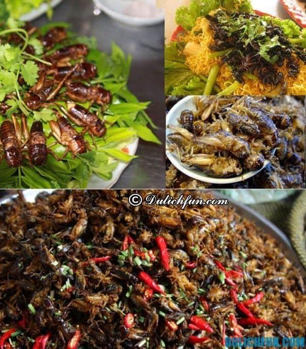 Những món ăn ngon nức tiếng ở Siem Reap: Ăn gì khi đi du lịch Siem Reap