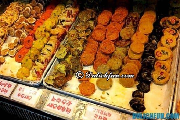 Ăn đêm ở Seoul nên tới đâu? Các khu chợ, phố ẩm thực đêm nên ghé ở Seoul, Hàn Quốc