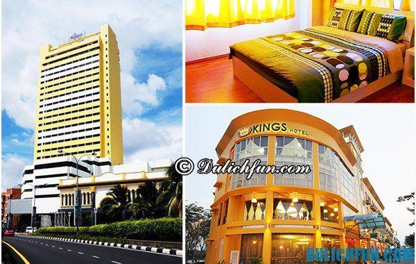 Du lịch Malacca nên ở đâu? Những khách sạn, nhà nghỉ tốt, nên thuê ở Malacca. Kinh nghiệm du lịch Malacca
