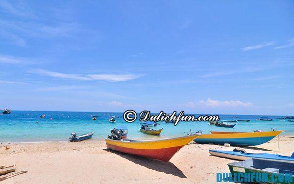 Kinh nghiệm du lịch đảo Perhentian, Malaysia tự túc, tiết kiệm: Tư vấn cách đi du lịch đảo Perhentian nhanh và đơn giản nhất