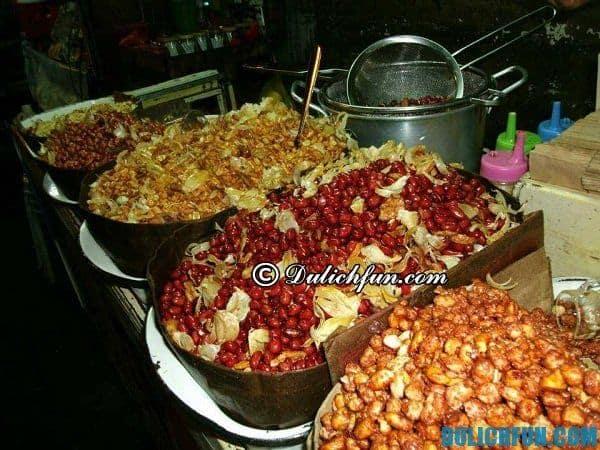Món ăn đường phố nên thử ở Philippines: Những đặc sản đường phố Philippines ngon, bổ, rẻ