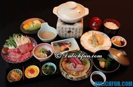 Nên ăn đồ ăn Nhật ở đâu ngon nhất tại Hà Nội? Nhà hàng Benkay, địa chỉ nhà hàng ăn Nhật Bản ngon, nổi tiếng nhất ở Hà Nội